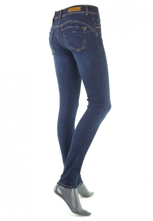 Emily Dark Blue Denim