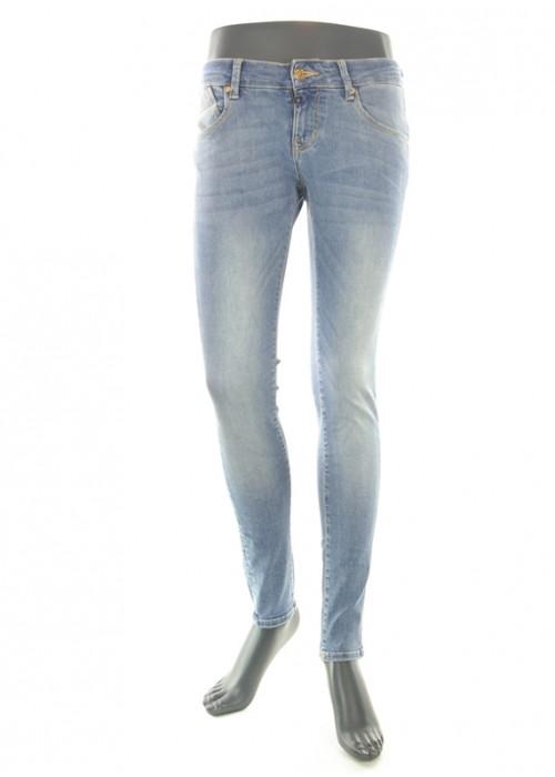 Gina Medium Blue Enge Jeans für Mädchen