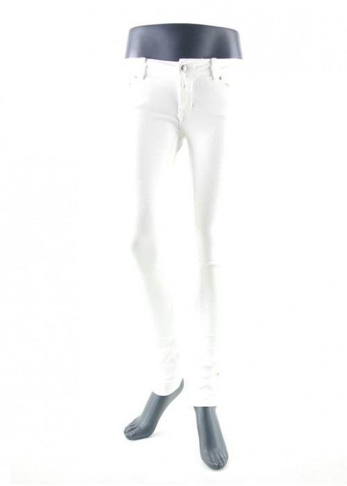 Gina White Super Enge Mädchen Jeans