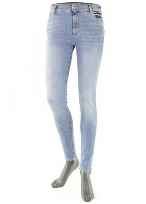 Emily Light Blue High Waist Jeans Mädchen