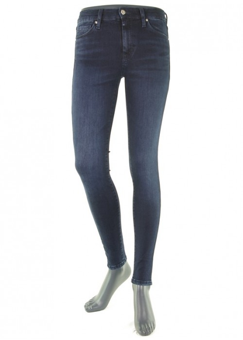Sophia Blue Black Reshape Haigh Waist Mädchen Jeans