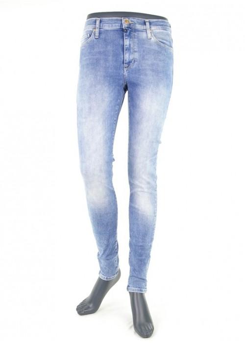 Sophia Medium Blue Reshape High Waist Jeans Mädchen