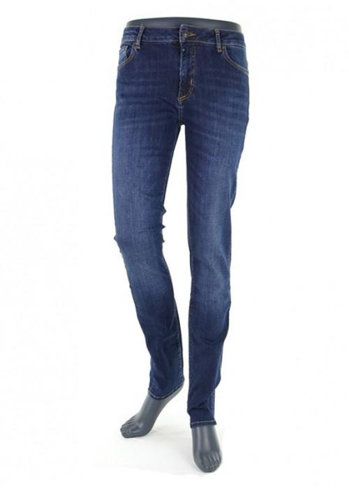 Monica True Blue High Waist Jeans Mädchen