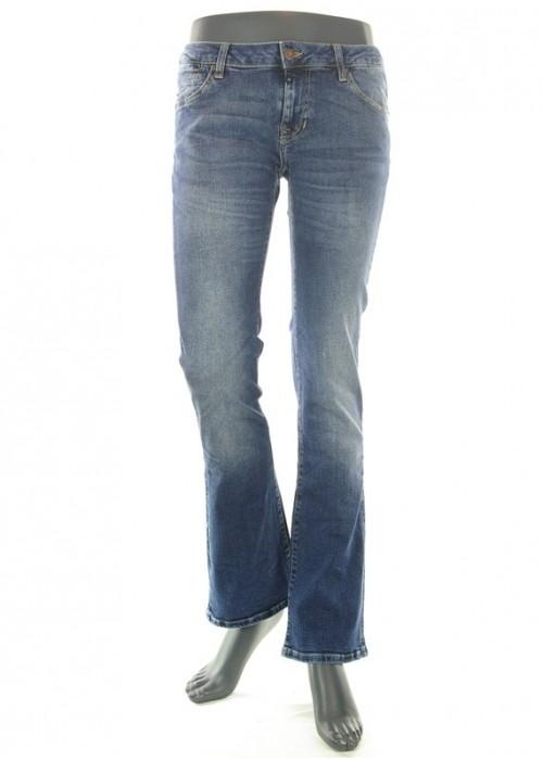 Kim Medium Vintage Blue Bootcut Jeans Mädchen