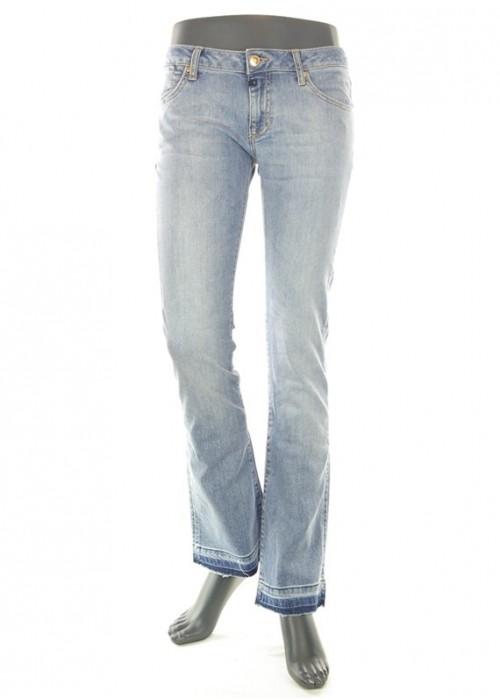 Kim Haze Vintage Blue Bootcut Jeans Mädchen