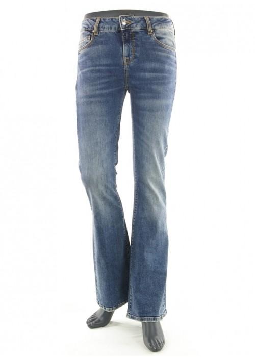 Laura Dark Blue Bootcut Jeans Mädchen