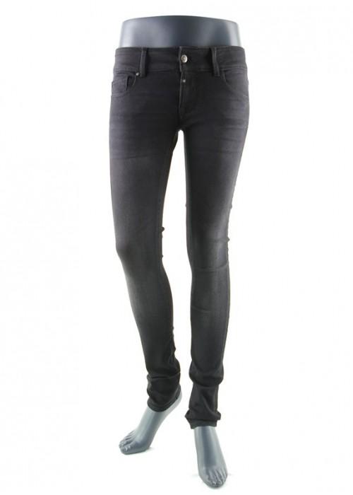 Amy Black Vintage Skinny Jeans Mädchen