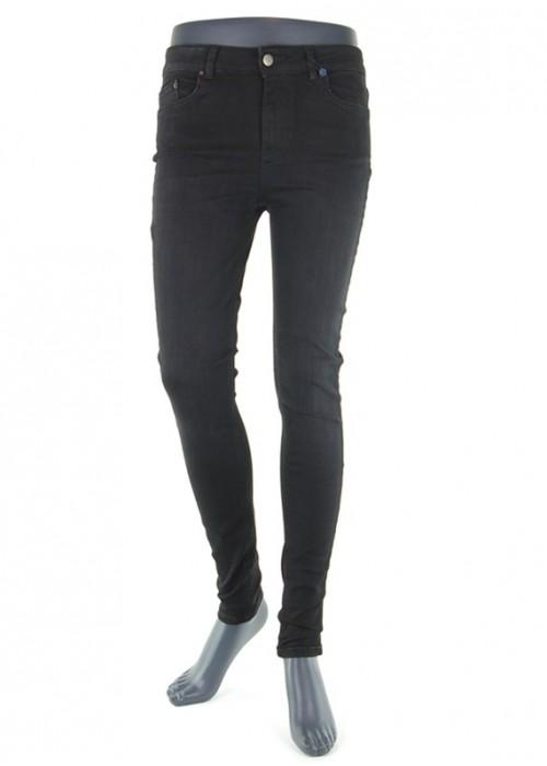 Delly Black Super Skinny Jeans Mädchen