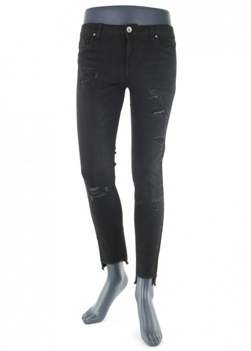 Hailys Enna Black Mädchen Skinny Jeans