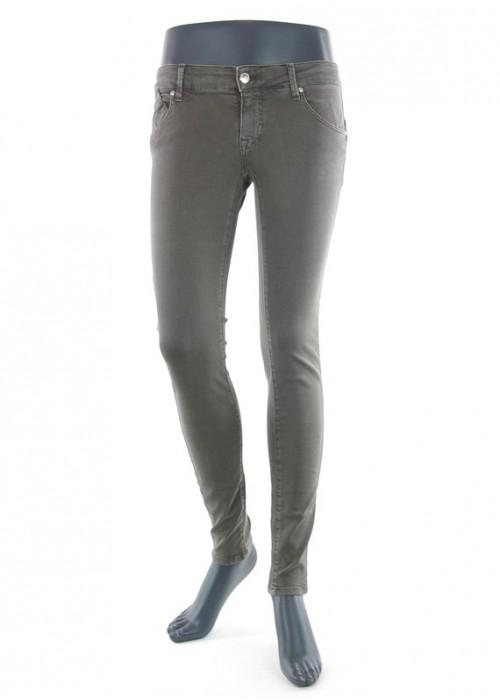 Gina Oyster Grey Skinny Jeans Mädchen
