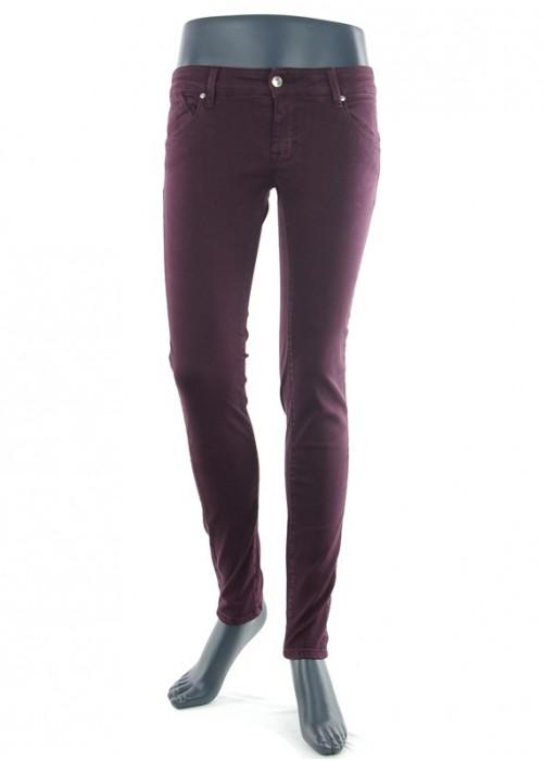 Gina Wine Skinny Jeans für Mädchen