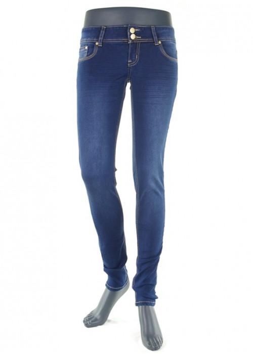 Hailys Kitty Medium Blue Skinny Jeans für Mädchen