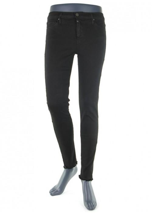 Lina Black Vintage Skinny Jeans Mädchen