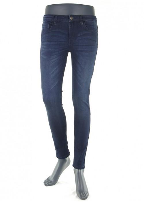 Hailys Mia Dark Blue Skinny Jeans für Mädchen