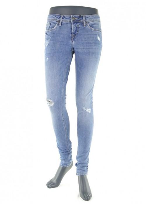 Blend She Nova Carrie Medium Blue Super Skinny Jeans für Mädchen