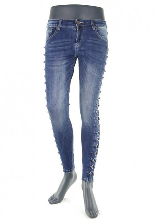 Hailys Rina Blue enge Jeans für Mädchen