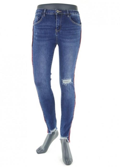 Hailys Tara Blue Skinny Jeans für Mädchen