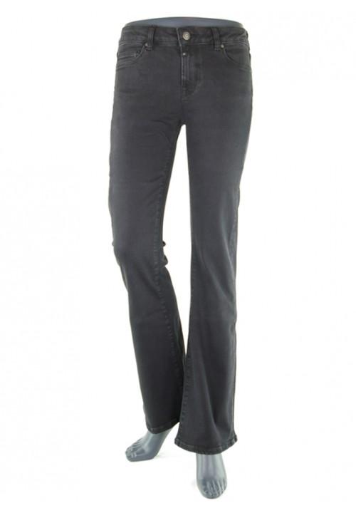 Laura Black Denim Jeans
