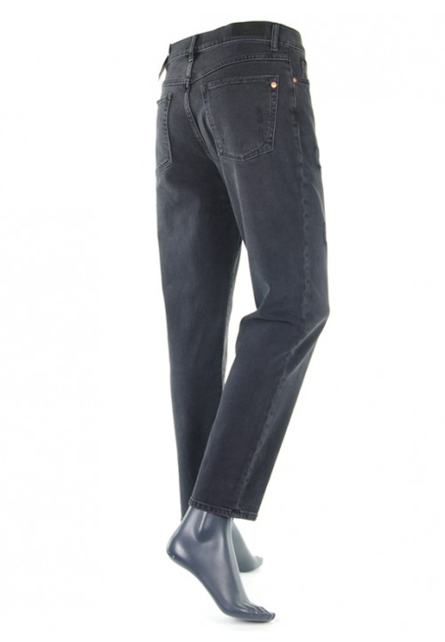 Lynn Black Vintage Jeans