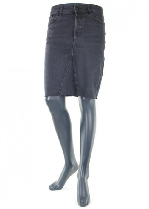 Lucy Black Vintage Jeansrock für Mädchen