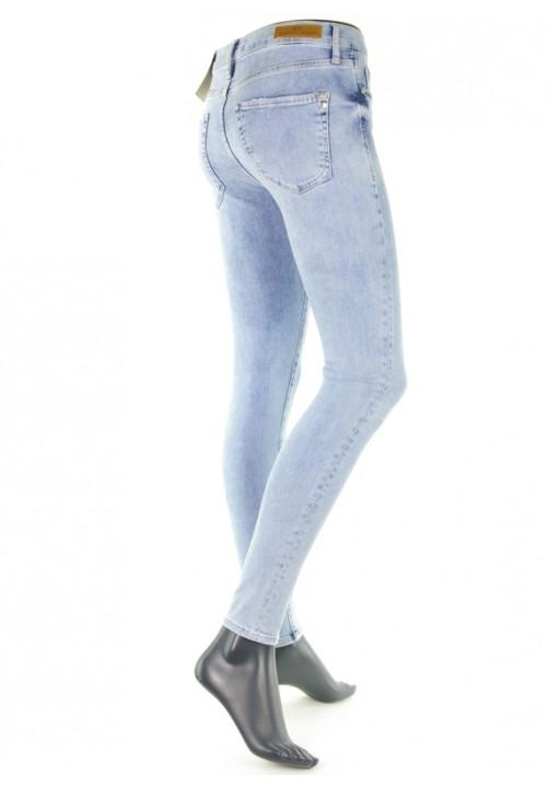 Sophia Light Blue Reshape Super Skinny