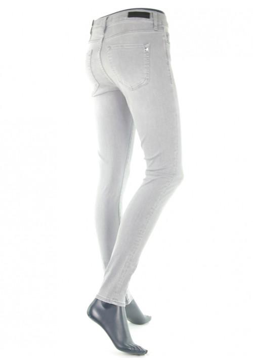 Sophia Stone Grey Reshape Super Skinny