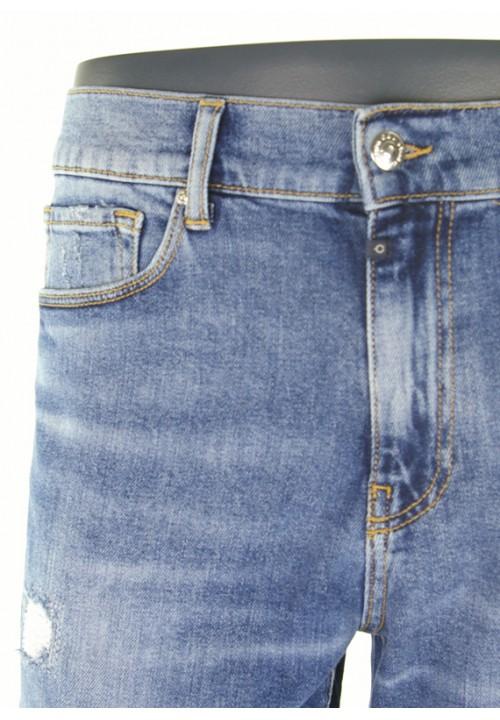Lynn Blue Vintage Jeans