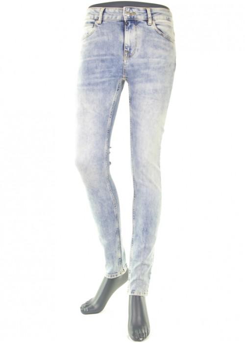 Stacy Light Vintage Blue Denim Jeans für Mädchen