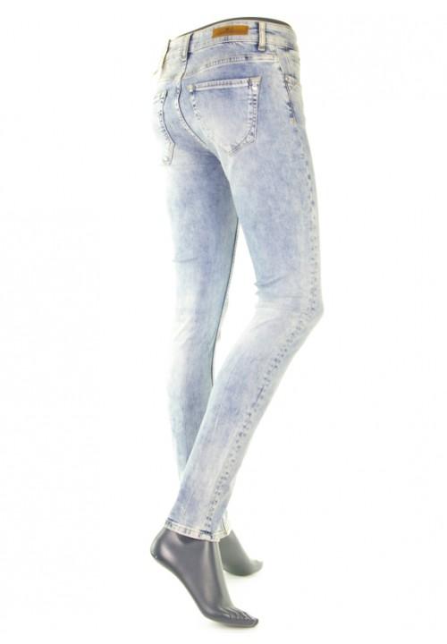 Stacy Light Vintage Blue Denim