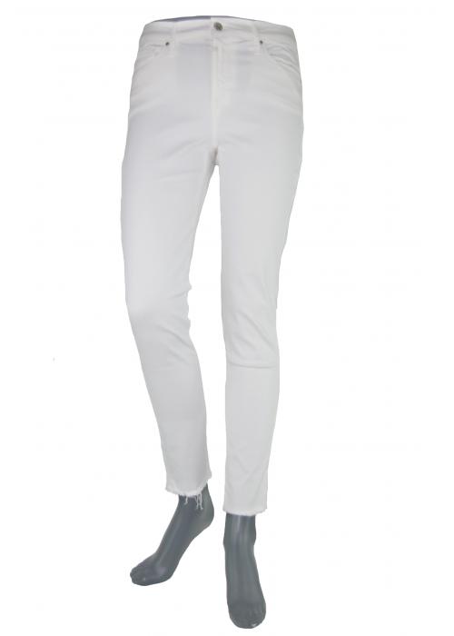Lina White Vintage Skinny Jeans Mädchen