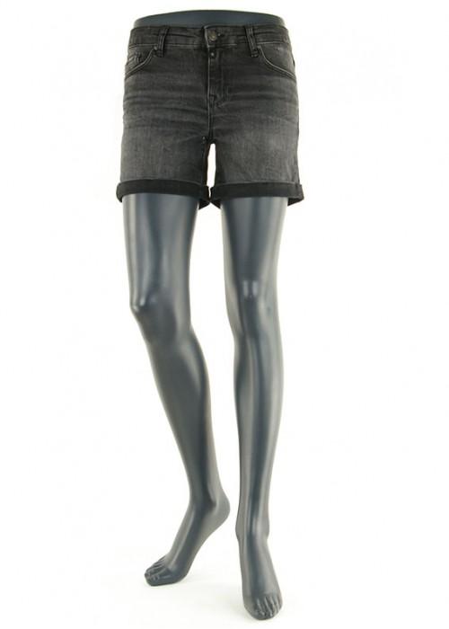 Emma Coal Black Mädchen Shorts