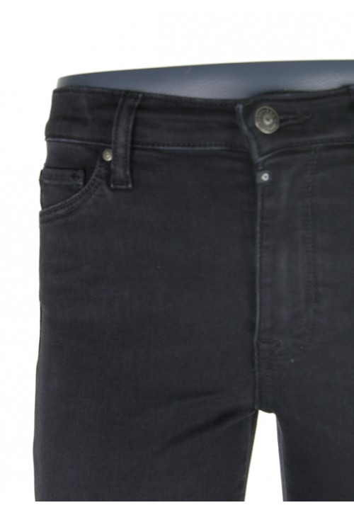 Lina Black Vintage Denim