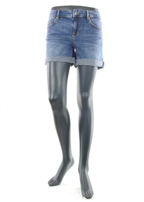 Emma Deep Blue Short