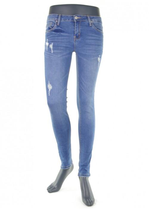 Valeria Blue Skinny