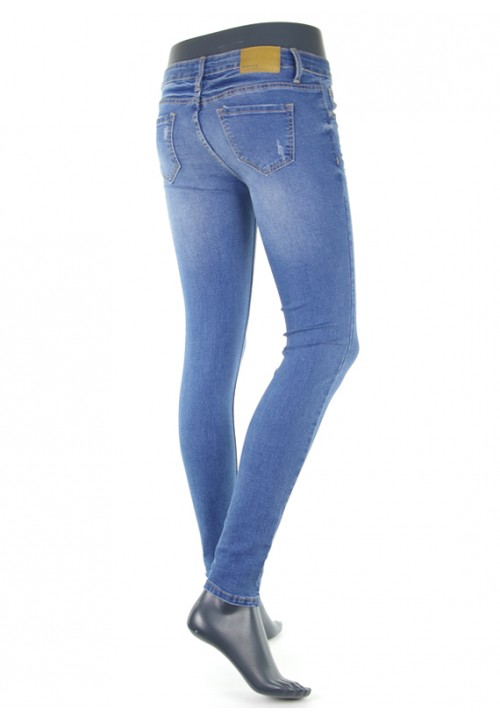Valeria Blue Denim Kinder Jeans