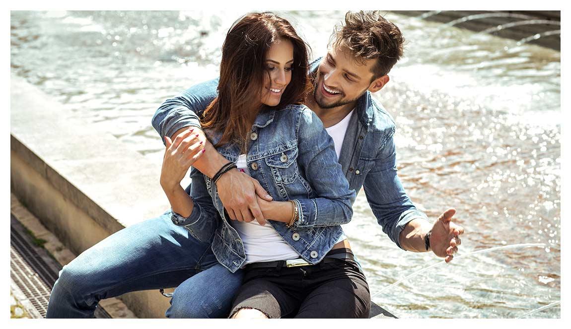 Trendige coole Jeans für Mädchen