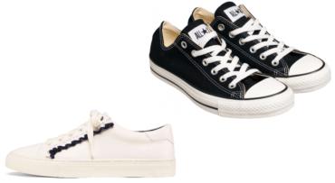 die passenden Schuhe